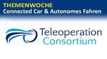 RTI will im Teleoperation Consortium die Fernsteuerung autonomer Fahrzeuge in komplexen Situationen voranbringen.