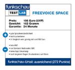 funkschau Test Lab Freevoice Space