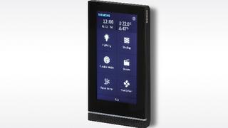 Der Touch Control TC5 eignet sich für den Einsatz in gewerblichen Gebäuden, wie Konferenzräumen, Büros und Hotels.