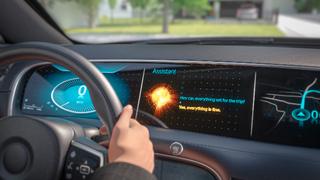Continental und Elektrobit integrieren den Alexa Custom Assistant.