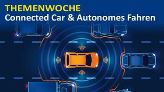 Themenwoche Connected Car autonomes Fahren