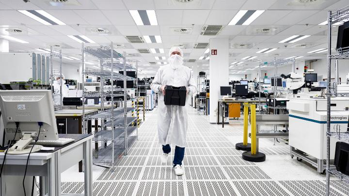 Nexperia, Semiconductors