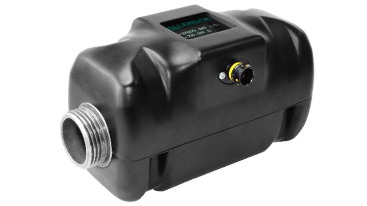 Ultraschall-Durchflusssensoren ersetzen in vielen Industriebereichen die Standard-Impeller-Durchflussmesser