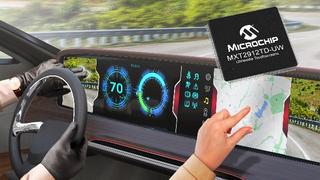 Microchip Technology: Treiber-IC für Ultrawide Displays