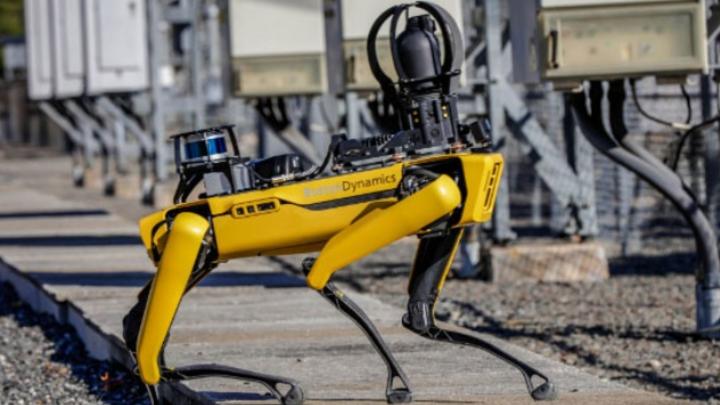 Boston Dynamics Hyundai Robotik