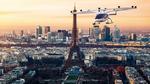 Oh là là: Volocopter fliegt über Paris