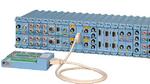 Bild 1. Abtastrate, vertikale Auflösung und gemessener Signaltyp werden über den Messeinschub festgelegt. Aktuell sind 21 verschiedene Messmodule mit 12, 14 und 16 bit vertikaler Auflösung verfügbar