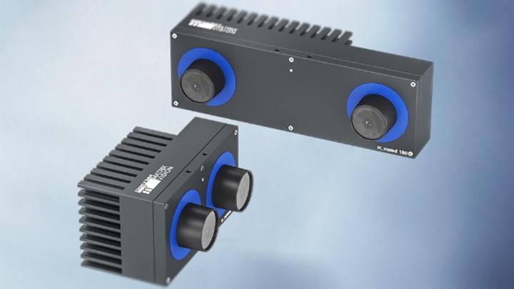 3D-Stereokameras der Serie rc_visard von Roboception