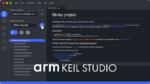 Keil Studio Cloud für Arm Mikrocontroller