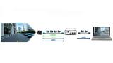 Pixelgenaue Validierung der Videodaten einer Rückfahrkamera mit dem Framegrabber FG0014. Initialisierung und Stromversorgung der Kamera übernimmt das Testgerät