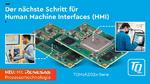 Starke Embedded-Module für die nächste HMI-Entwicklungsstufe