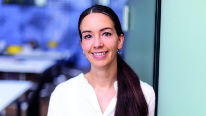 Prof. Elizabeth von Hauff – neue Institutsleiterin des Fraunhofer FEP