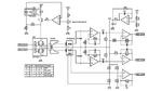 Schematische Grundschaltung Gassensor mit Thermopiles