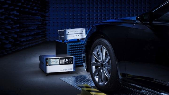 Radartestsystem Rohde & Schwarz