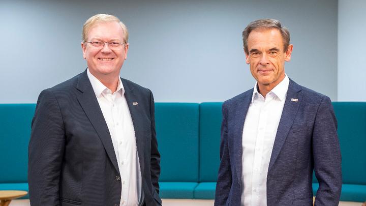 Bosch, Volkmar Denner, Stefan Hartung