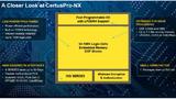 Vereinfachtes Blockdiagramm von CertusPro-NX