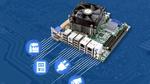 Mini-ITX-Mainboard »KINO-KX«