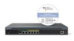 Erstes BSI-zertifiziertes SD-WAN-Gateway nach Schema BSZ