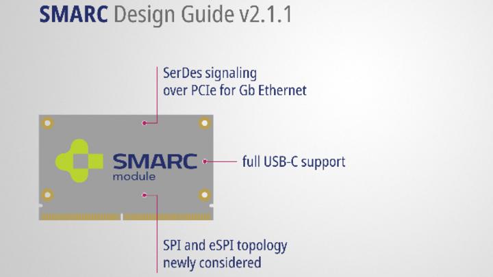 SMARC Design Guide 2.1.1