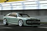 Zurück in die Zukunft: Der Elegend E-Supersportwagen
