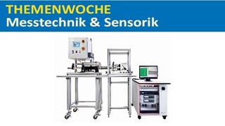 Dauerlauf-Teststation zur Prüfung robuster Bedieneinheiten aus Schwerlast- und Sondermaschinen.