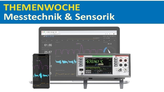 Tektronix Keithley DMM6500 DMM – Dashboard und Cloud-Datenfreigabe machen die Signalanalyse von Instrumenten auf mobile Geräte übertragbar