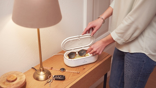 Philips-UV-C Mini-Desinfektionsbox von Signify