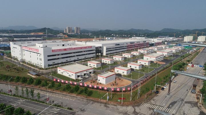 Hunan San'an Semiconductor, Sillcon Carbide, SillconCarbide