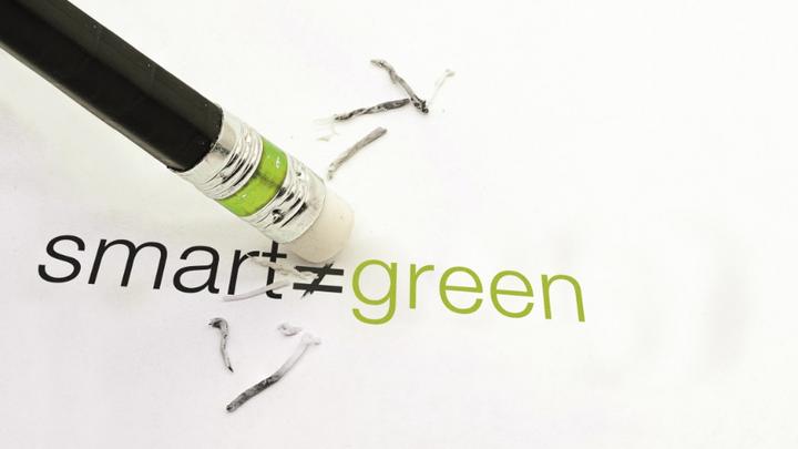 smart und green, nachhaltige Filialen