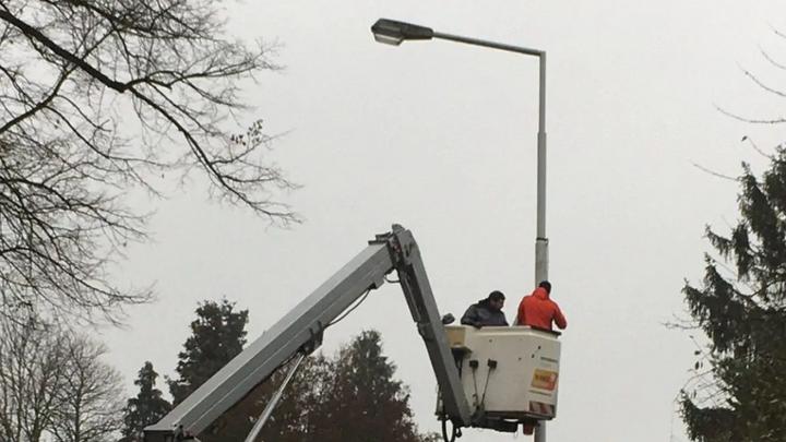 Smart Lighting Pilotprojekt, Digitalstadt Darmstadt