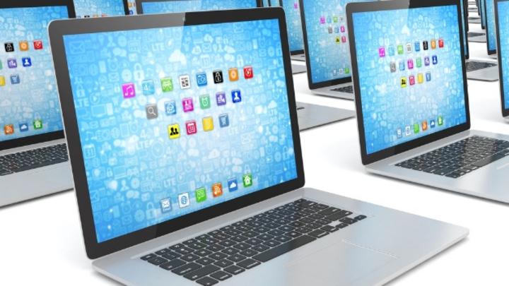 OLED-Displays ziehen in Laptops ein - die Marktdurchdringung ist noch gering, wird laut Omdia aber schnell wachsen.