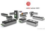 Für seine Gehäuseserie proboxx hat Schlegel jetzt den Red Dot Award als vierten Designpreis erhalten.