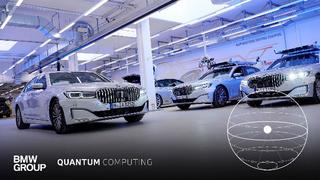 Eine Problemstellung der Quantum Computing Challenge zielt auf die Optimierung der Positionierung von Sensoren für automatisierte Fahrfunktionen ab.