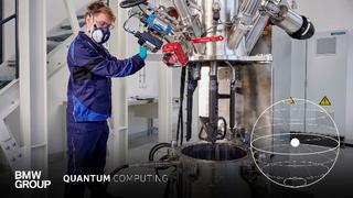 Eine weitere Problemstellung der Quantum Computing Challenge zielt auf die Simulation von Material-Deformationen im Produktionsprozess ab.