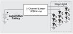 Bild 1. Einstufige LED-Treiberlösung.