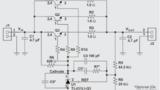 Bild 3. Schaltbild des linearen Spannungs-Vorreglers.