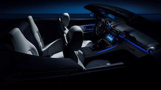 Sein minimalistischer und hochwertiger Innenraum diente als Vorbild für das Interieur des neuen Mercedes-AMG SL.