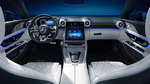 Mercedes-SL-Roadster mit »hyperanalogem« Cockpit