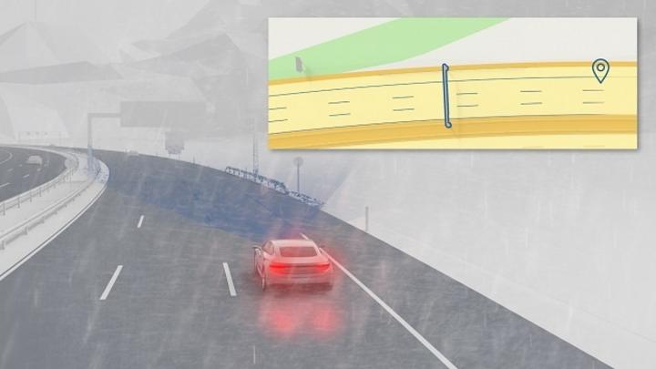 Bosch Straßensignatur