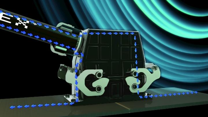 Steckverbinder wie der Epic Ultra von Lapp mit großen metallischen Flächen und durchgängigen elektrischen Verbindungen bieten eine hervorragende Abschirmung