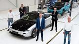 Valmet Automotive hat mit dem niederländischen Start-up Lightyear die Fertigung der Exklusiv-Serie des Lightyear One vereinbart.