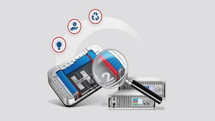 EA Elektro-Automatik Brennstoffzelle