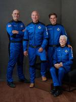 New Shepard, Blue Origin Crew
