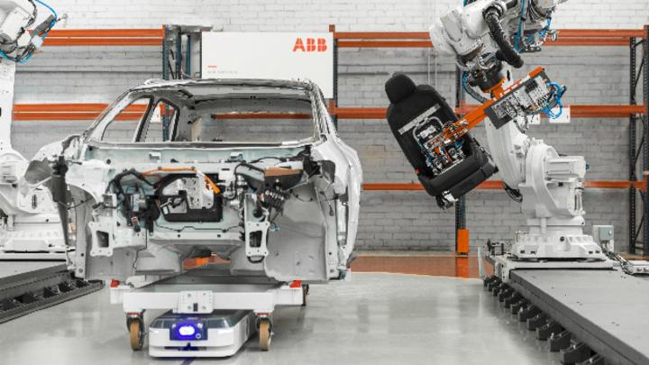 ABB Robotics acquires ASTI Mobile Robotics