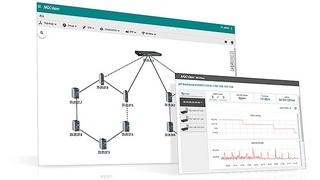 Zusatzmodul für WLAN-Anwendungen für die industrielle Netzwerk-Management-Software 'MXview' von Moxa