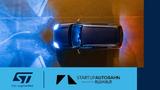 STMicroelectronics wird als erster Halbleiterhersteller Anchor Partner beim Startup Autobahn.