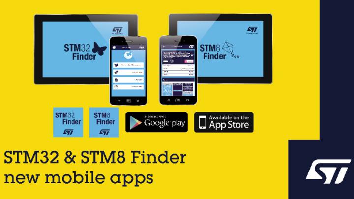 STM32 Finder & STM8 Finder