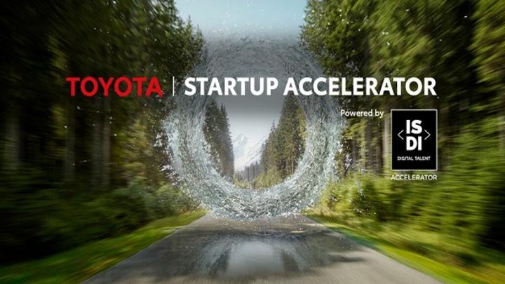 Toyota Startup Accelerator