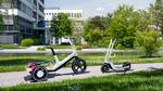 Lastenrad und E-Scooter von BMW