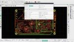 Bildschirmfoto des Plugin »AnoPCB« für KiCad von der TU Ilmenau und des IMMS Institut für Mikroelektronik- und Mechatronik-Systeme.